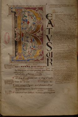 Photo du manuscrit 45