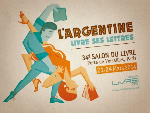 Argentine - Salon du livre de Paris 2014